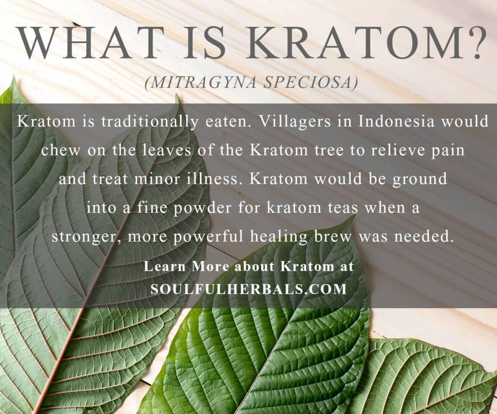 What is Kratom?