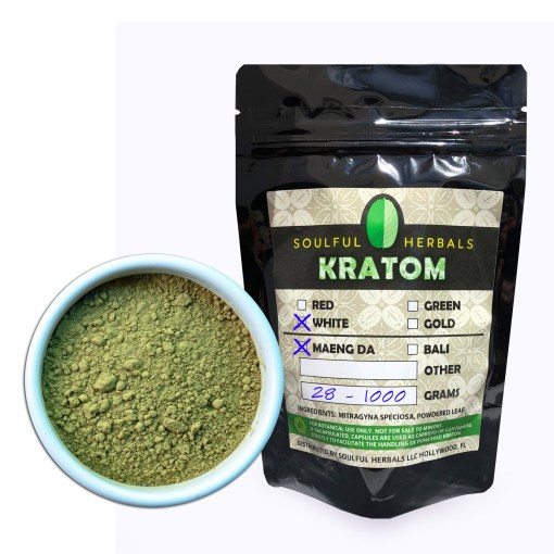 White Vein Kratom Powder Kilos