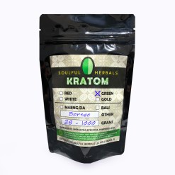 Green Borneo Kratom Powder Kilos