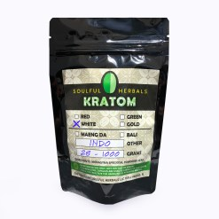 White Indo Kratom Powder Kilos
