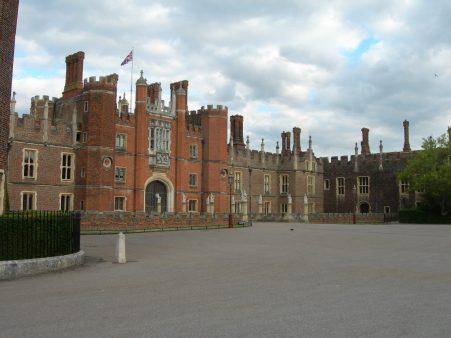 Hampton Court, London - taken by Sue Ellam, London, UK