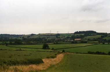 Wiltshire countryside, UK - taken by Sue Ellam, London