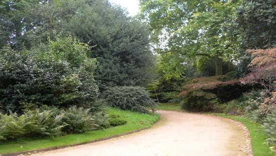 Buckingham Palace Gardens by Sue Ellam, London, UK