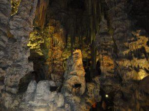 St Michael's Cave, Gibraltar. Taken by Ervin Corzo, UK