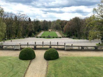 Gardens at Sanssouci Palace, Potsdam, Berlin, Germany. Taken by Ervin Corzo