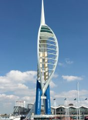 Spinnaker Tower, Portsmouth, UK. Photo taken by Ervin Corzo.