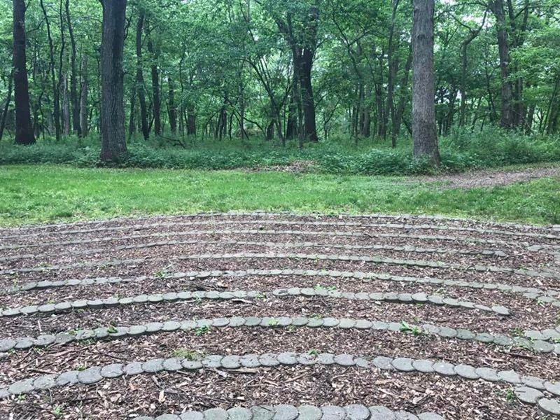 Many Ways To Pray: Walking A Labyrinth