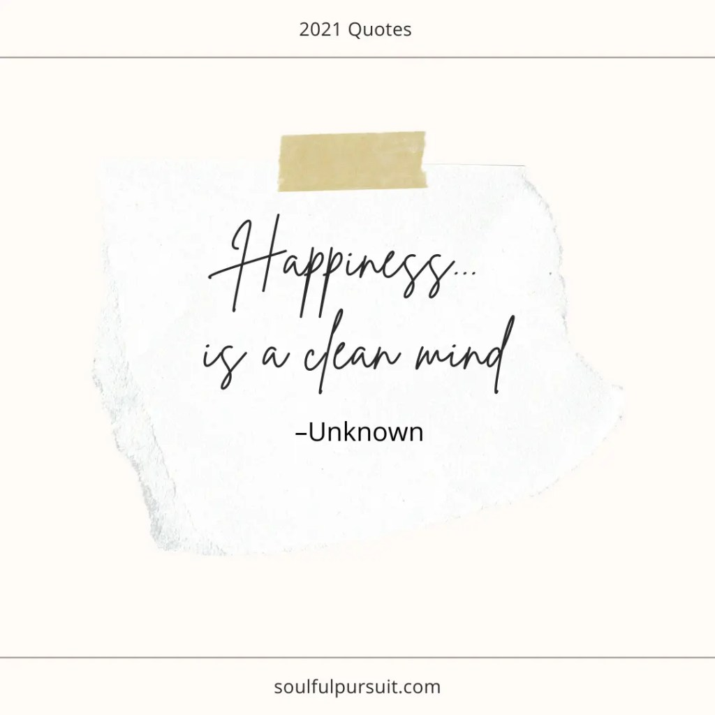 Spring cleaning the mind quotes