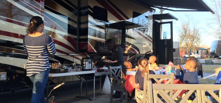 A Soulful RV Family Thanksgiving