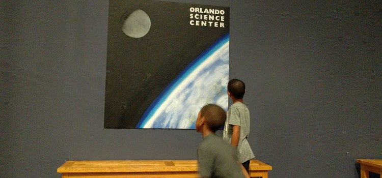 Visiting Orlando Science Center