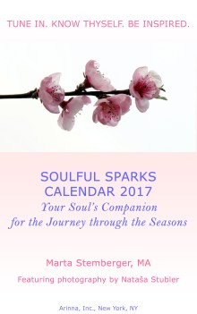 Your Soul's companion for the journey through the seasons awaits you...