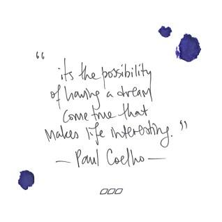 Dream Quote