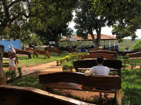 Casa de Dom Inacio gardens
