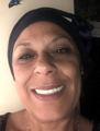 happy distant energy healing client