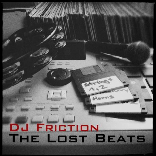 Coole Beats, die DJ Friction da gefunden hat