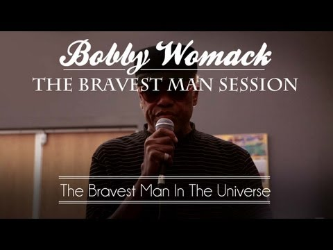 Bobby Womack: The Bravest Man Session (4 Live-Videos)
