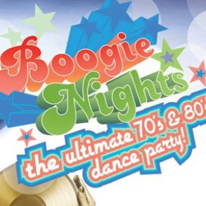 King Waggy Tee - Boogie Nights  The Ultimate 70s & 80s Dance