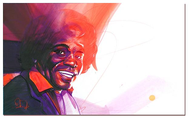 Artwork: DAN23 // James Brown // www.dan23.com