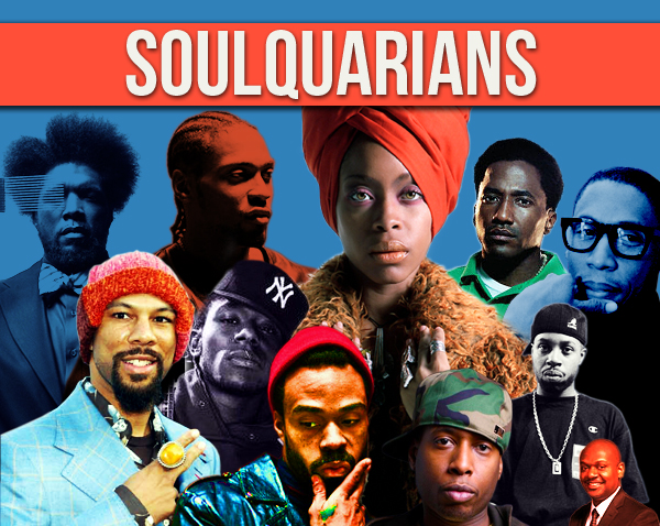 Classic Mixes: The Soulquarians Vol. 1 & Vol. 2 // free download