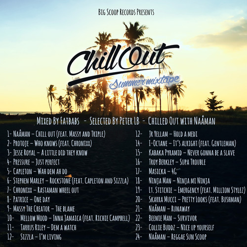 Chill Out Summer Mix