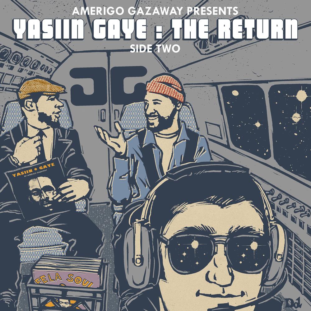 Yasiin Gaye The Return (Side Two)