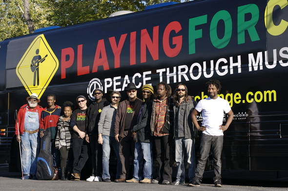 playing for change live 2