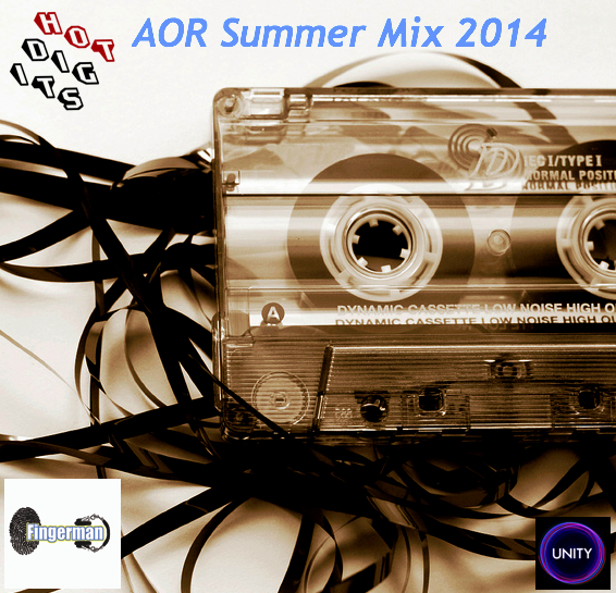 Fingerman's AOR Summer Mix 2014