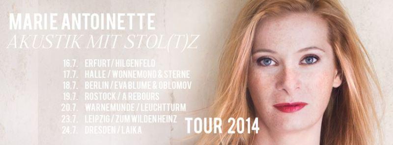 Marie Antoinette Tour
