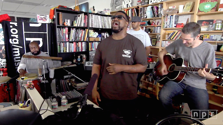 The Foreign Exchange - Tiny Desk Concert