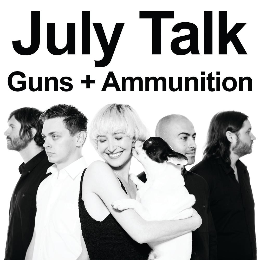 JulyTalk_Singlecover_Guns+Ammunition