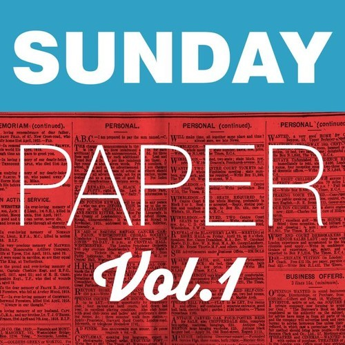 Sunday Paper Mega Mix