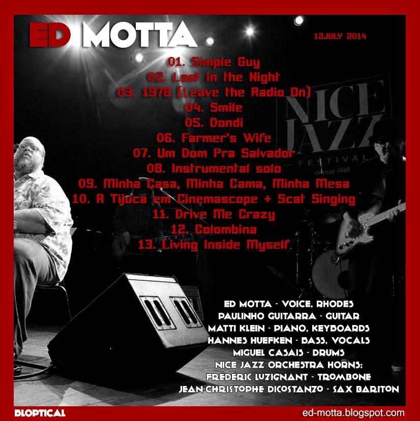 ed motta nice jazz festival 2014 back