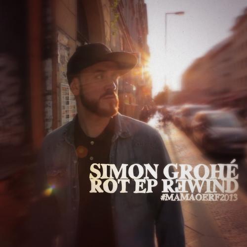 Simon Grohé - Rot EP Rewind