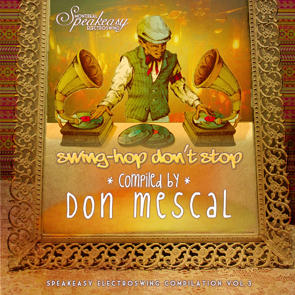 Swing-Hop Don't Stop Vol 3