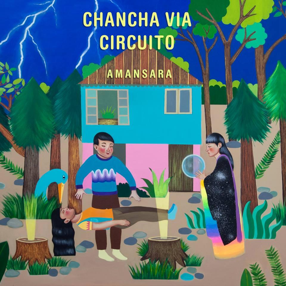 Chanca Via Circuito amansara