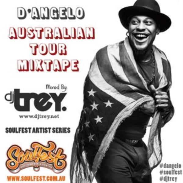 D'Angelo - The Australian Tour