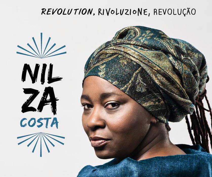 "Nilza Costa - ""Revolution, Rivoluzione, Revolução"""
