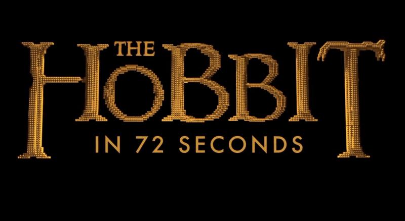 der hobbit in 72 sekunden