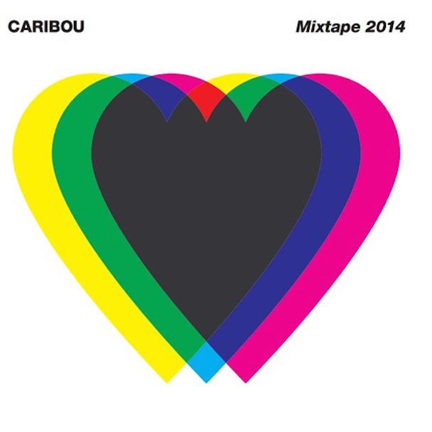 CARIBOU – ROUGH TRADE MIXTAPE 2014