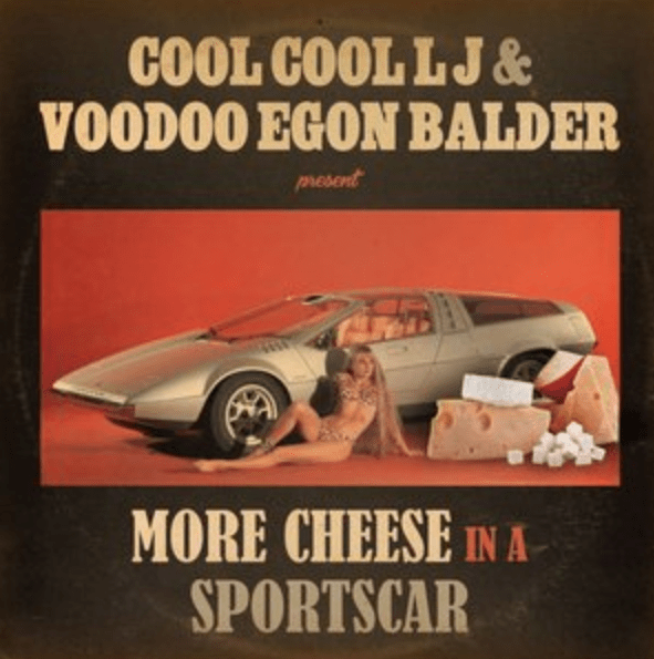 more cheese in a sportscar