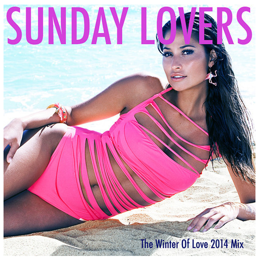sunday lovers the winter of love 2014 mix