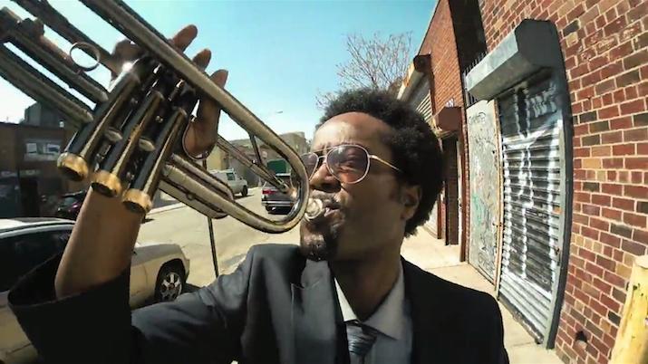 Hypnotic Brass Ensemble - Straight Business