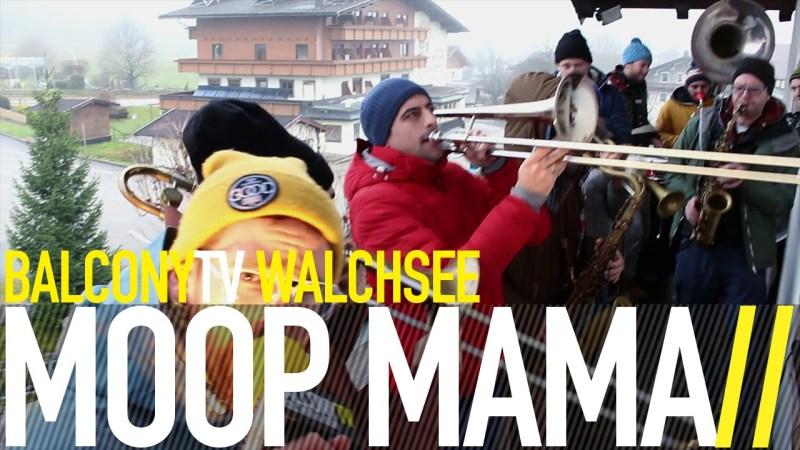 MOOP MAMA - LATTE MACCHIATO (BalconyTV)