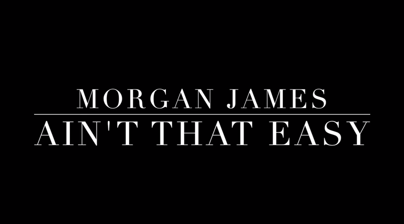 Morgan James - Ain't That Easy (D'Angelo Cover) [Video]