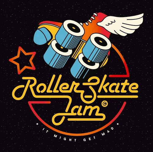 Rollerskate Jam-Mix