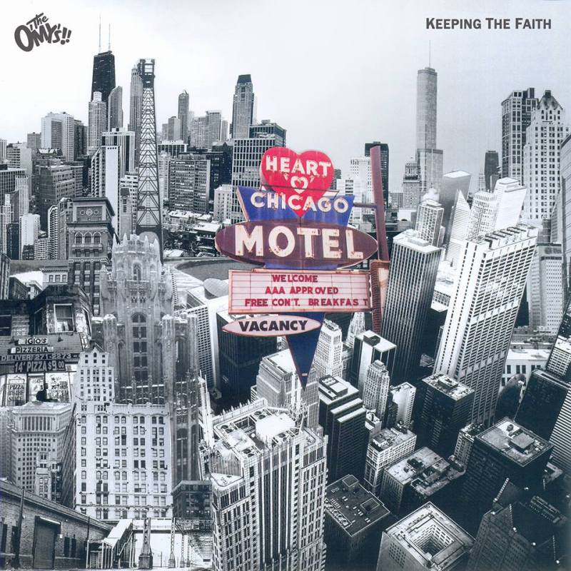 The O'My's – Keeping the Faith (FreEP)