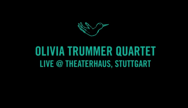 Olivia Trummer - Sharing My Heart - Live at Stuttgart