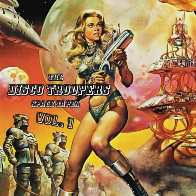 The DISCO TROOPERS Space Tapes #1 - Mercury