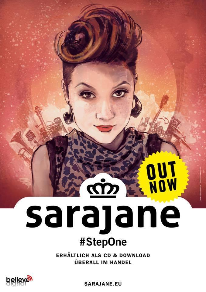 sarajane #stepone