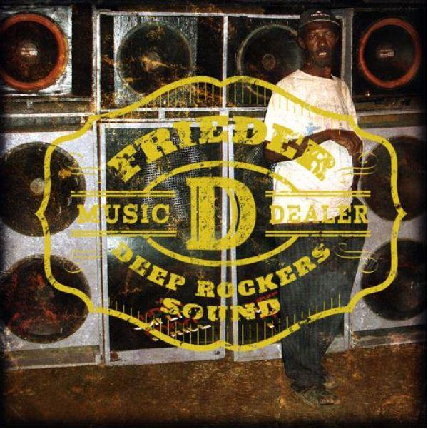 Frieder D - Deep Rockers Sound